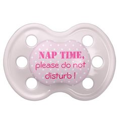 Nap Time  Baby Pacifiers