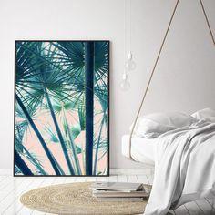 'Tropical' Art Print @drawdck #drawdeck #buyart #interiorstyling #art