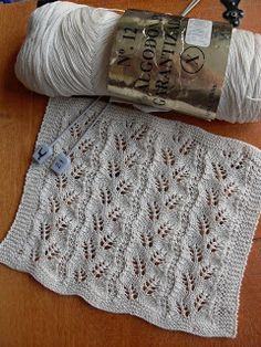 how to: crocheted shawl