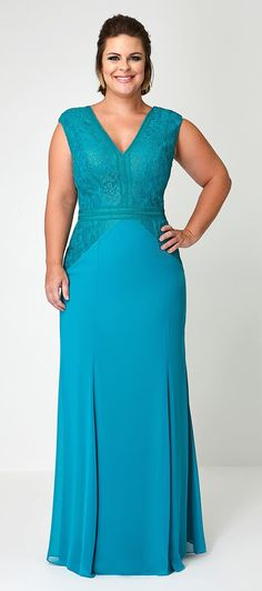 45 Plus Size Wedding Guest Dresses {with Sleeves | Pinterest ...