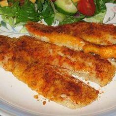 Grandma's Pickerel Recipe [ Northern Ontario Pickerel Recipe ]-----very good