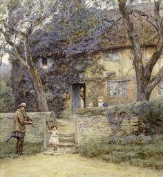 allingham, helen - The Fiddler