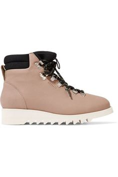 Axel Arigato - Lace-up Leather Boots - Beige - IT35