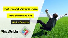 Best sites to find Jobs in Africa. You can search new jobs in Africa covering Executive Jobs Africa. Jobseekers can apply to the top Employer companies. Job Advertisement, Advertising, Free Job Posting, Sales Management, Executive Jobs, Best Sites, Find A Job, Job Search, New Job