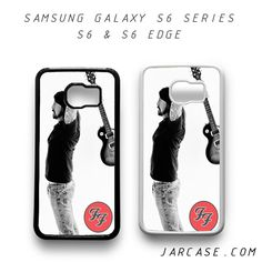 Dave Grohl Phone case for samsung galaxy S6 & S6 EDGE