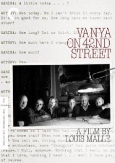 Vanya On 42Nd St Movie Poster Puzzle Fun-Size 120 pcs