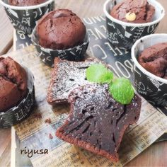 Donuts, Sweets Recipes, Desserts, Good Food, Pudding, Bread, Homemade, Chocolate, Baking