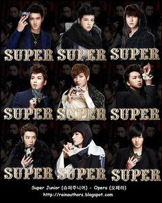 Super Junior (슈퍼주니어) - Opera (오페라)