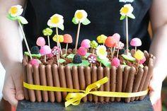 Vive le printemps Les choses sérieuses arrivent... Ce weekend, c'est Pâques! Et comme pour toutes fêtes, à la maison c'est une occasion...