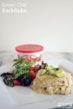 ... enchiladas with # aedairy green chili enchiladas with # aedairy this