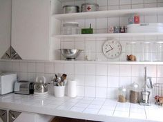 all about ceramic tile countertops