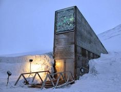 This Hidden Vault In Norwegian Mountains Holds Worlds Most Valuable Treasure