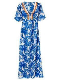 Blue dress from 2012. Sofia Vergara.