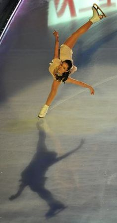 Shizuka Arakawa, Japan Figure Skating Championships 2011@Osaka, Exhibition