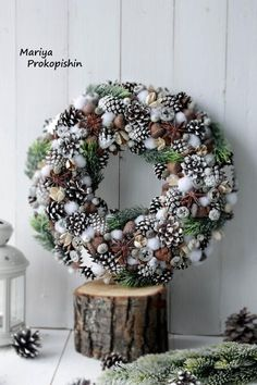Elegant Christmas Tree Decor Ideas 36 Elegant Christmas Tree Decor Ideas 36 The post Elegant Christmas Tree Decor Ideas 36 appeared first on Belle Ouellette. Christmas Advent Wreath, Christmas Wreaths For Front Door, Holiday Wreaths, Christmas Crafts, Elegant Christmas Trees, Handmade Christmas Decorations, Christmas Tree Decorations, Simple Christmas, Diy Weihnachten