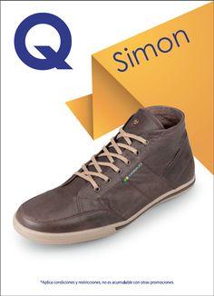 Simon (Man shoes). ¡Disponible en nuestras tiendas!