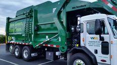 @WasteManagement likely has largest #NatGas fleet in Western #Pa. #PennState NatGas Utilization Conf. #UseNatGas