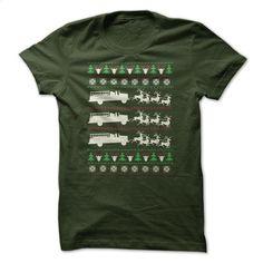 Firemen Christmas T Shirt, Hoodie, Sweatshirts - tee shirts #teeshirt #Tshirt