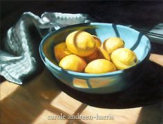 Carole Andreen-Harris (oil painting)
