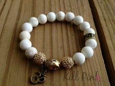 Bracelet from kill pink dot com