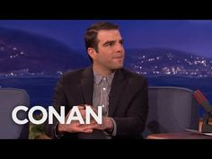 Zachary Quinto Remembers Leonard Nimoy
