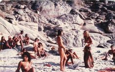 When I was at Elia Beach, Mykonos, Greece Mykonos Greece, Beaches, Most Beautiful, Naked, Island, World, Travel, Life, Viajes