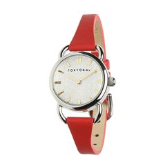 Frances Watch - Red