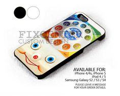Phone Toy Design case for iPhone 4/4S/5 iPod 4/5 Galaxy S2/S3/S4