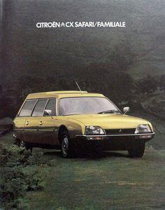 1979 Citroen CX Safari