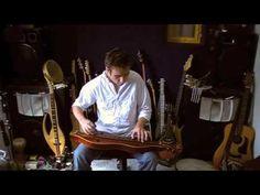 "Cristian HUET : ""City of New-Orleans"" (acoustic dulcimer)"