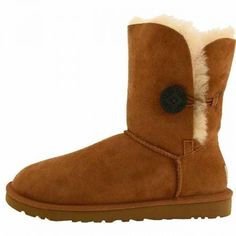 Ugg Bailey Button Boots 5803 Chestnut