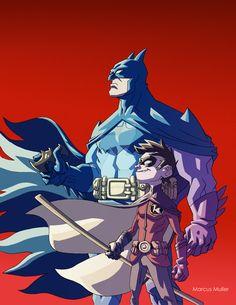 Quick piece I did for Batman Day a while back. Batman Dark, Batman The Dark Knight, Batman And Superman, Batman Robin, Nightwing, Batwoman, Batgirl, Tim Drake, Damian Wayne