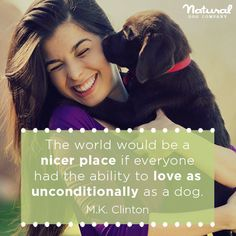 There'd be lots of sloppy kisses, but not a whole lot of treat sharing! #Love #LoveDogs