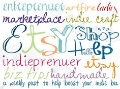amazing blog!  Such great help and advice for craft sellers everywhere!