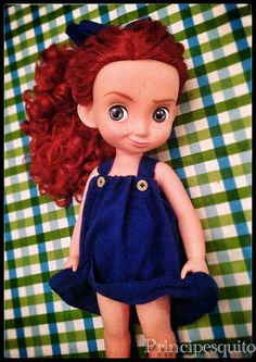 disney animator doll clothes, just a flickr image
