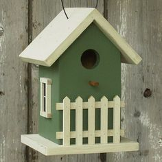Cottage Birdhouse!