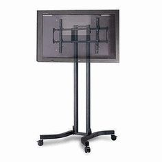 "Cotytech Adjustable Ergonomic Mobile TV Cart for 32"" - 56"" - Price:$287.99"