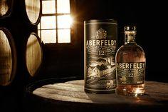 Aberfeldy on Behance