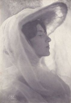 Lady Ottoline Violet Anne Morrell (1873 -1938). English aristocrat and society hostess whose patronage was influential in artistic and intellectual circles. She befriended writers such as Aldous Huxley, Siegfried Sassoon, T.S. Eliot and D. H. Lawrence,
