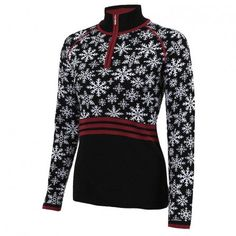 f896d2f6bbb Krimson Klover Eva Maria 1 4-Zip Sweater (Women s)