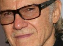 9d8ed46ae293 Harvey Keitel seen wearing Persol 2857 eyeglasses. Persol Eyewear is  available from Luxottica