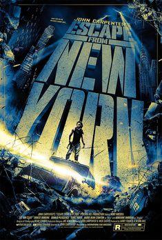 Alternative Movie Posters by Scott Woolston   Inspiration Grid   Design Inspiration