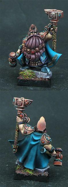 Dwarf Runelord                                                       …