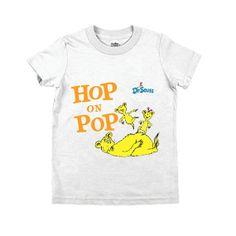 Dr Seuss Hop On Pop Tshirt