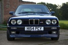 BWM E30 318is Front by Alexander Moore