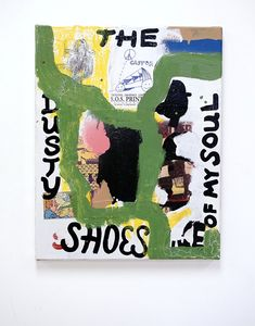 Dusty's Shoes, 2017  by jason wright