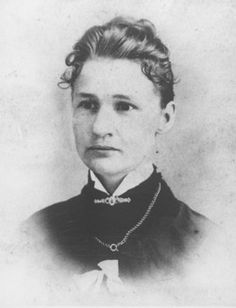 "Susanna Madora ""Dora"" Salter (March 1860 – March was a U. politician and activist. In at age she was elected Mayor of Argonia, Kansas, becoming the first woman mayor and the first woman elected to political office in the United States. Kansas, Norman Oklahoma, Great Women, Amazing Women, Brave, Women In History, Famous People In History, Ancient History, Historical Society"