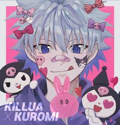 Anime Girlxgirl, Killua, Zoldyck, Hunter X Hunter, Hunter Anime, Manga Games, Disney Wallpaper, Aesthetic Anime, Me Me Me Anime