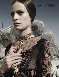 Valentino Spring/Summer 2014 Ad Campaign