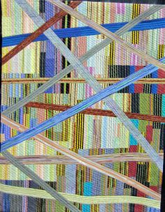 nifty quilts: thrift store quilts